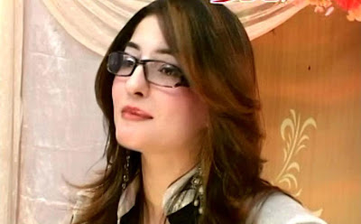 Pashto film Actress