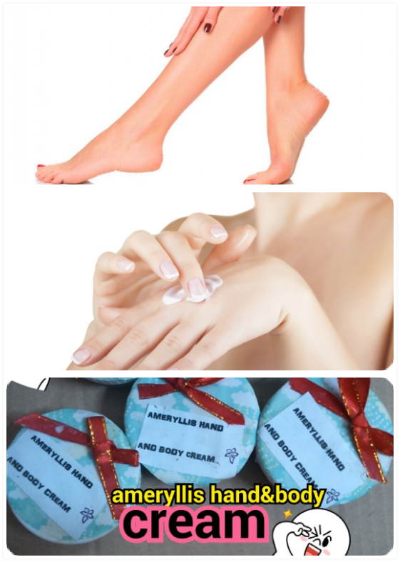 body legs hand feel drying protect your hands now with ameryllis body and handcream
