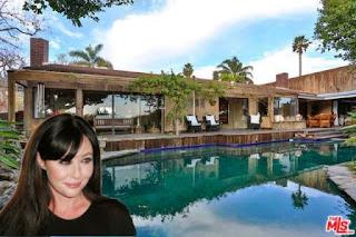 Shannen Doherty Sells Malibu Villa