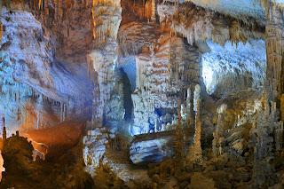 (Lebanon) - A full day tour to the Jeita Grotto