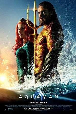 Aquaman HDRIP Legendado Torrent Download