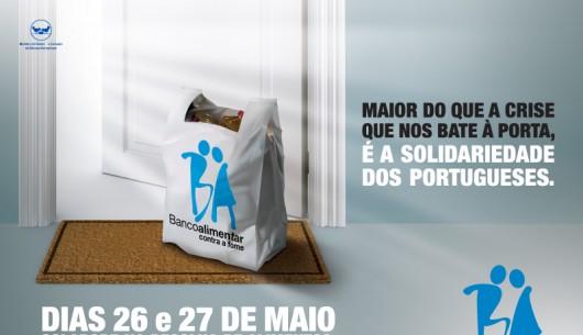 Resultados da campanha do Banco Alimentar contra a fome