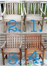 Shine Light Cleaning & Sealing Outdoor Teak Furniture