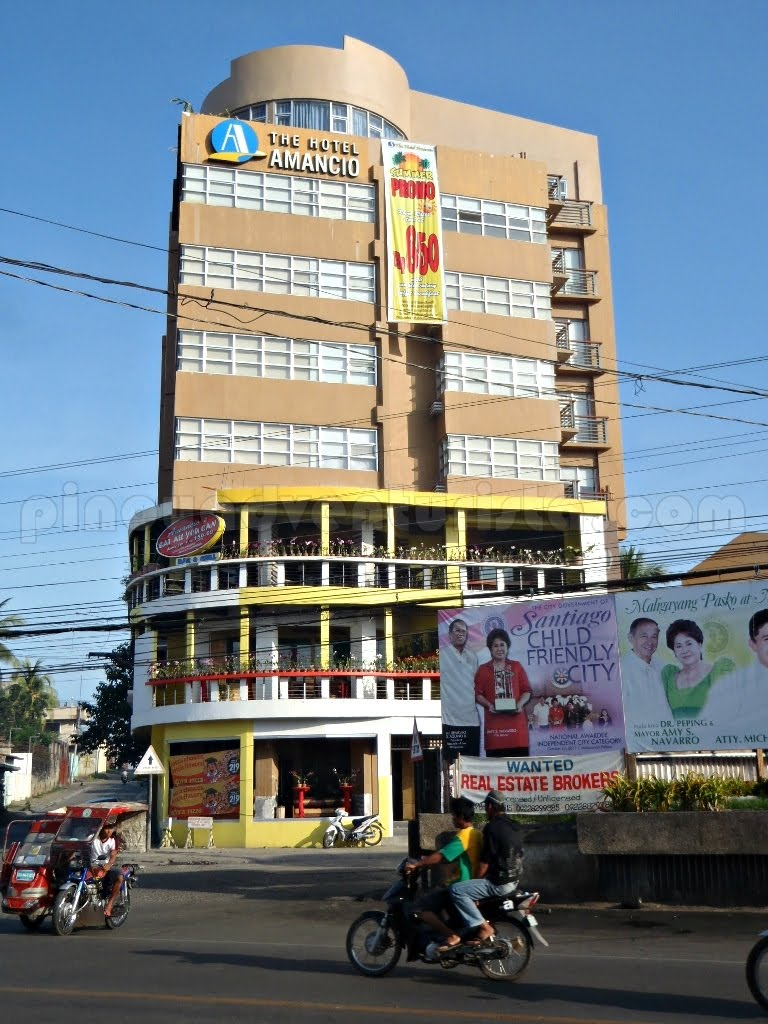 Hotels In Isabela The Hotel Amancio A Nice Place To Stay In Santiago City Pinoy Adventurista