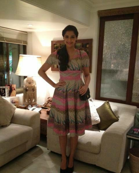 Sonam Kapoor's Real Life Unseen Personal Pics Images