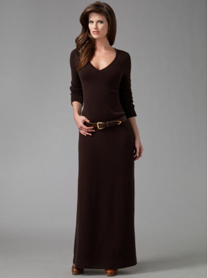Why The Maxi Dress Is Your Winter Saviour - Maxis- Winter maxi ...