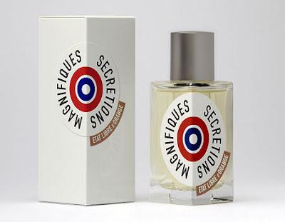 Minyak wangi baru yang berbau air mani dan peluh