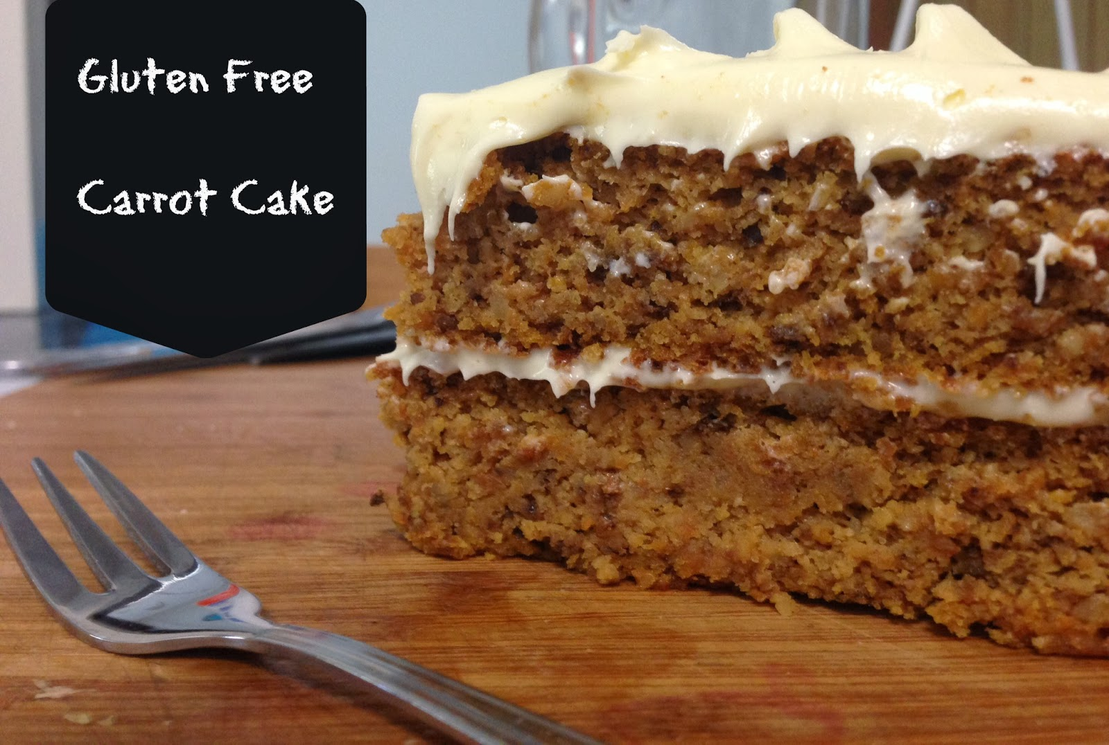 ... land the gluten free carrot cake to end all gluten free carrot cakes