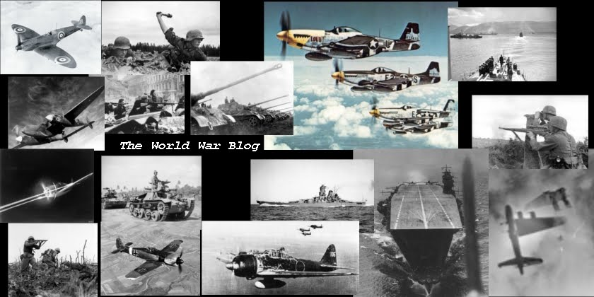The World War Blog