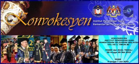 Konvokesyen PGSR