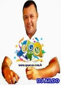 DJ AILDO RGN NO AR
