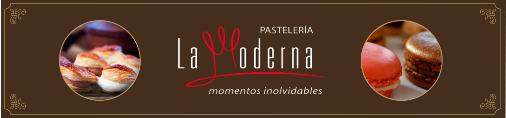 PASTELERIA LA MODERNA