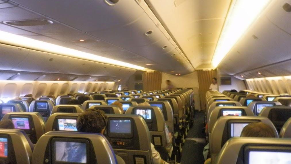 cathay pacific economy boeing 777