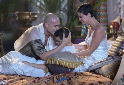Praga dos Primogênitos atinge Amenhotep, filho de Ramsés