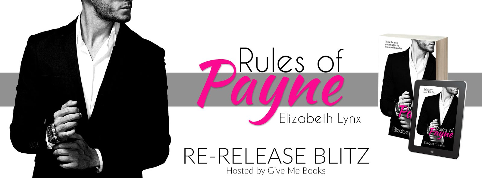 Rules of Payne Re-Release Blitz