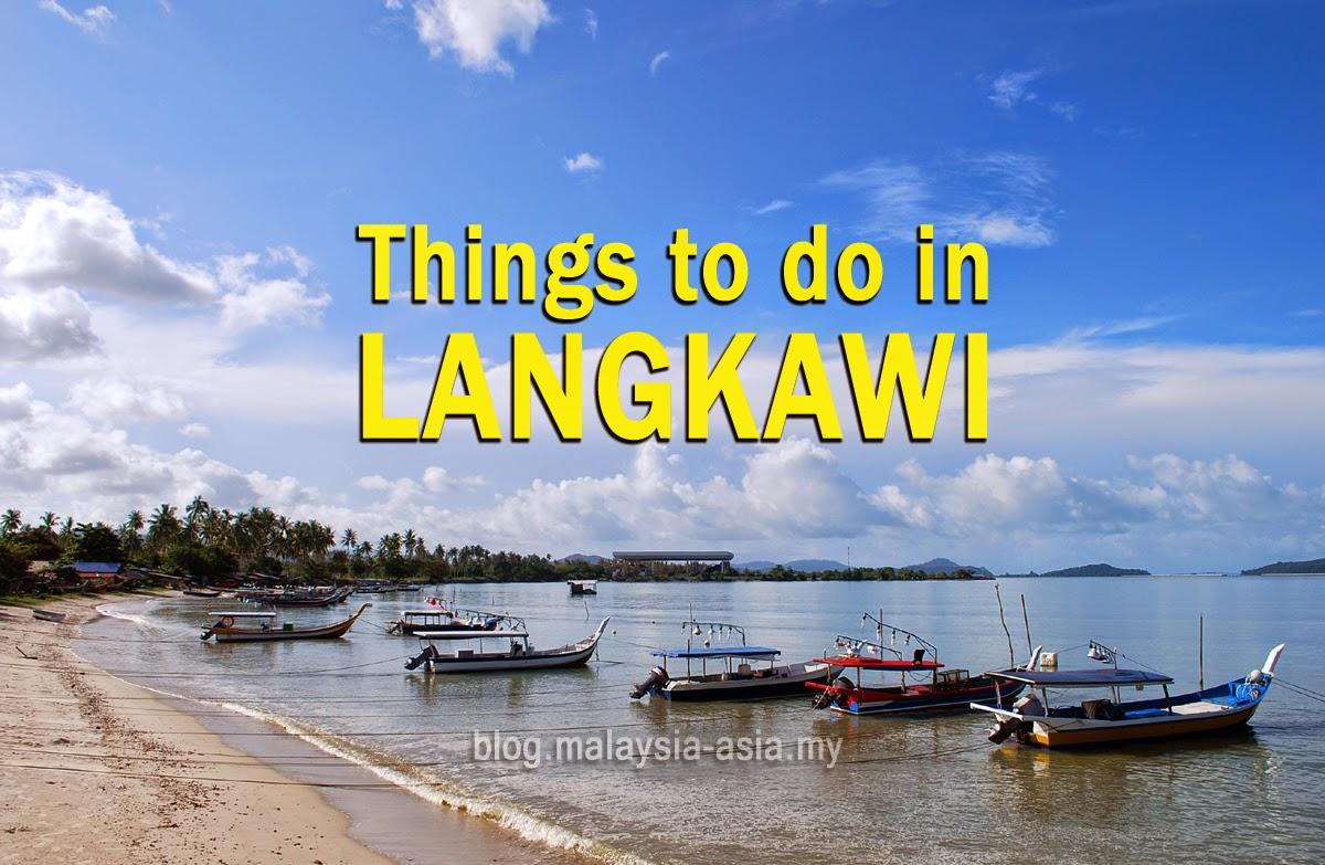 Things to do in Langkawi Island