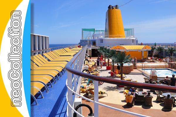 NOTICIAS DE CRUCEROS - Costa Cruceros presenta el nuevo catálogo Costa neoCollection 2016/17