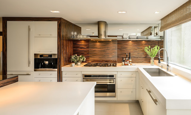 Bon Vancouver Modern Kitchen Design