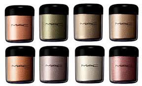 pigmentos mac