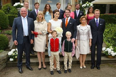 Boda en Luxemburgo (I): ceremonia civil