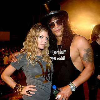 fergie  slash