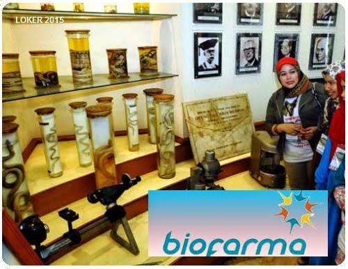 Loker BUMN Bio farma, Peluang kerja Bio farma, Info kerja BUMN
