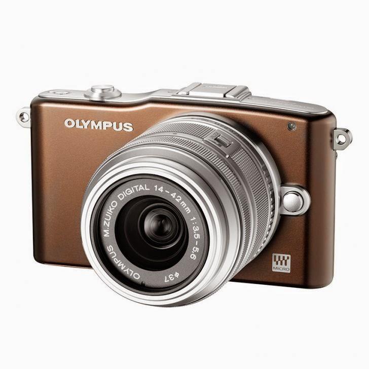 Olympus E PM1