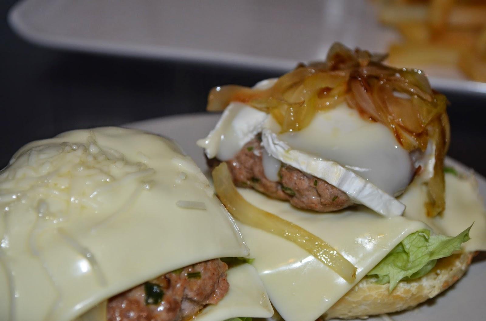Petit en k - Herve cuisine hamburger ...