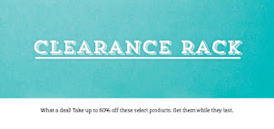 SU Clearance Rack - Check it Out!