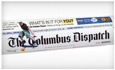 Columbus dispatch coupons