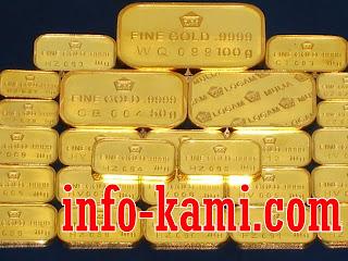 Daftar Harga Emas baru Hari ini