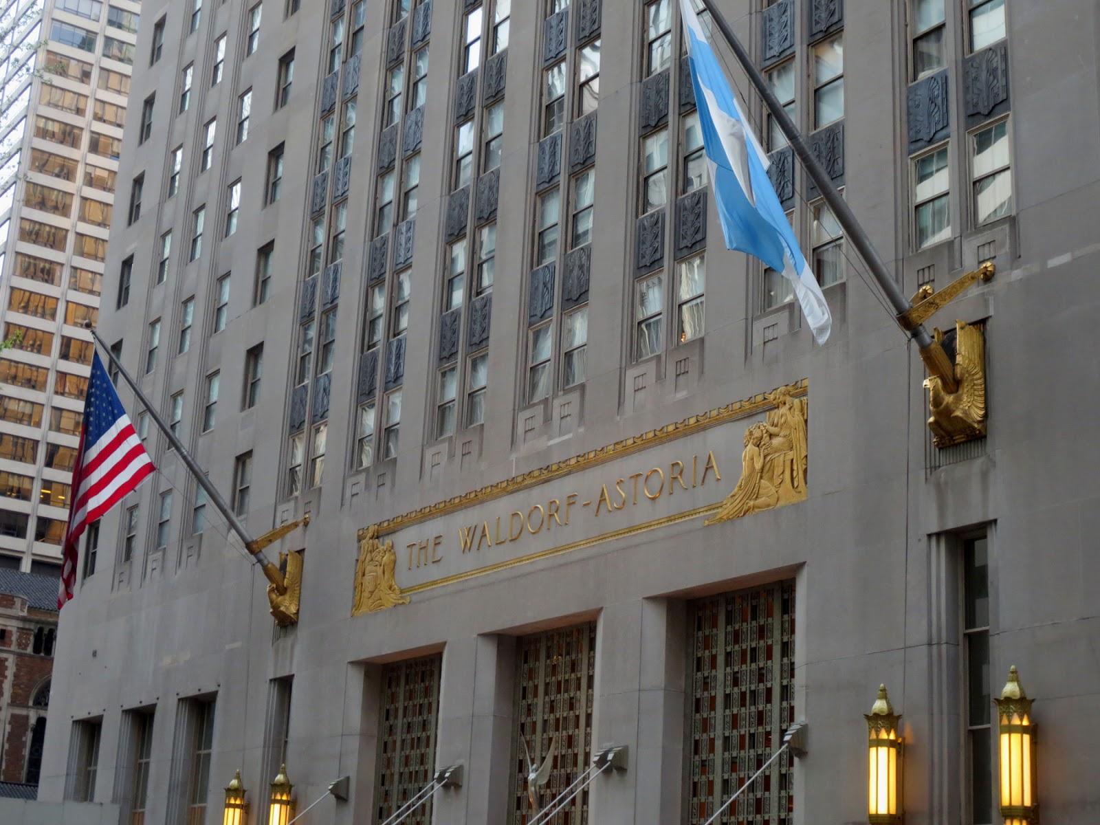 Big apple secrets astors landlords of new york waldorf for Hotel waldorf astoria