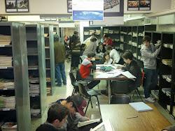 Salas de Lectura Centro