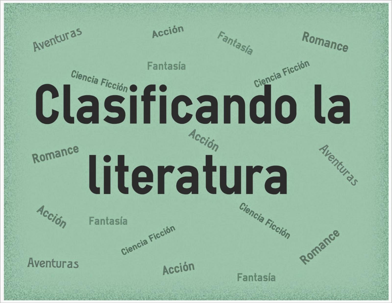 Viento en popa a toda letra clasificando la literatura - Libros para relajar la mente ...
