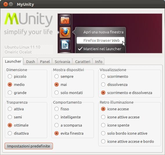 Configurar Unity