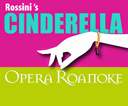 From Rags to Riches in Rondos and Roulades: Rossini's LA CENERENTOLA comes to Roanoke