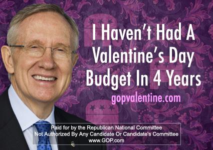 FREEDOM EDEN GOP Valentines Day Cards 2014 – Gop Valentines Day Cards