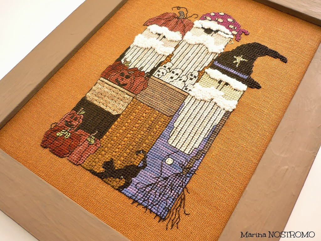 Вышивка марина ностромо 98