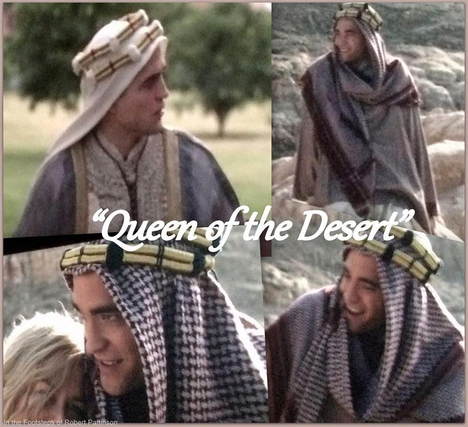 """13 Febrero - Preciosas imágenes de Rob en """"Queen Of The Desert""""!!! 1508181_1596680987232473_368568024767375756_n"""