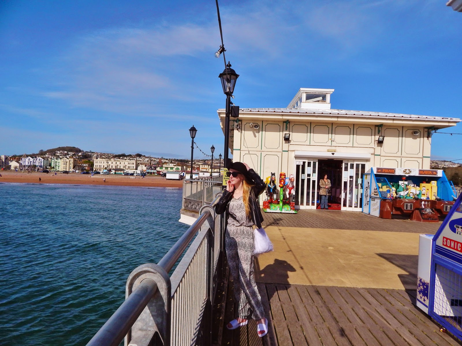 Dressed Down In The 70's at Paignton Pier - Part One