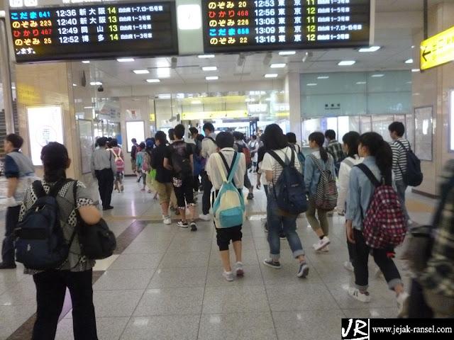 """Kyoto Station - Japan"""