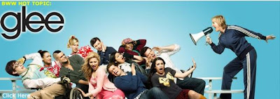 glee cast the first cover