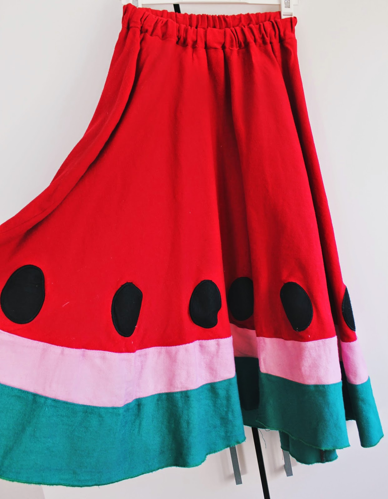 Watermelon skirt Taobao