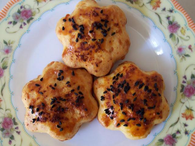 Peynirli Kurabiye Tarifi