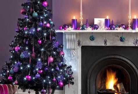 Arbol de Navidad, Como Decorarlo, parte 3