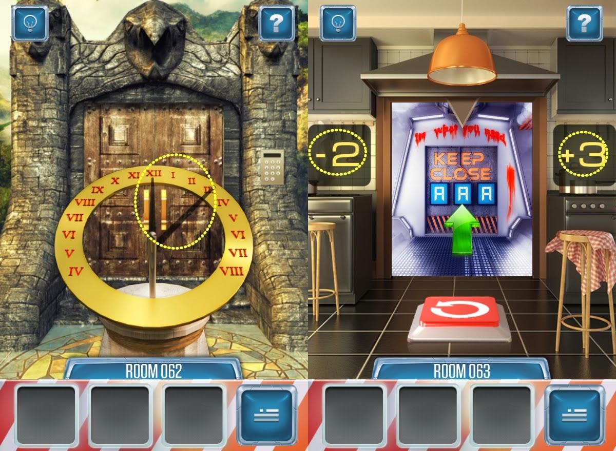 Best game app walkthrough 100 doors remake level 61 62 63 for 100 doors door 62