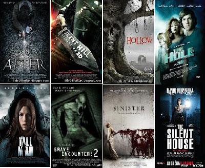 Daftar Film Thriller Terbaru 2013