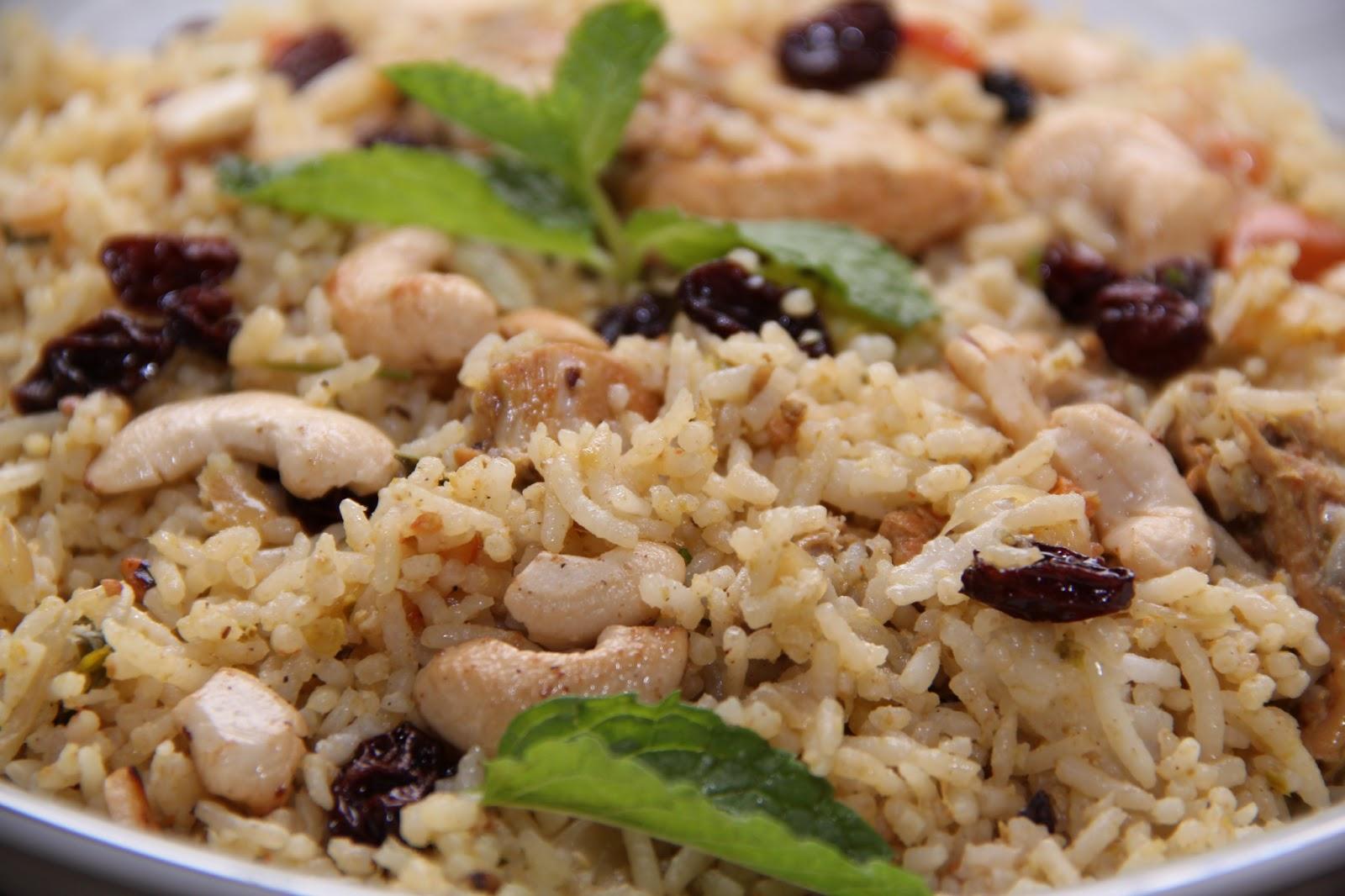 how to cook kerala chicken biryani