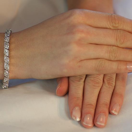 Tennis Bracelet Zirconia2
