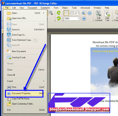 bagaimana membuat password PDF dengan mudah